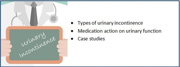 Urinary incontinence home