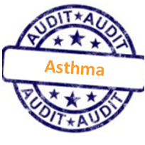 Asthma audit icon